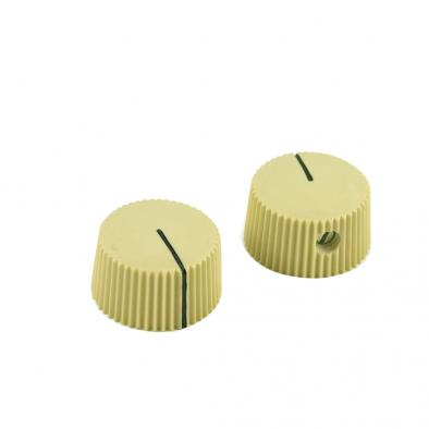 Fender® Vintage White Amplifier Knobs