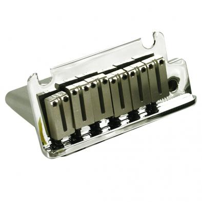 Fender® American Standard Stratocaster® Chrome Tremolo Bridge Assembly