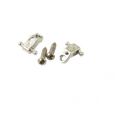 Fender® American Series Stratocaster® Chrome String Guides
