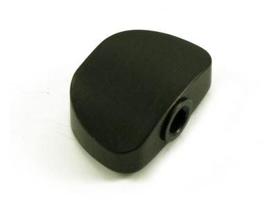 Grover Full Size Ebony Tuning Machine Button