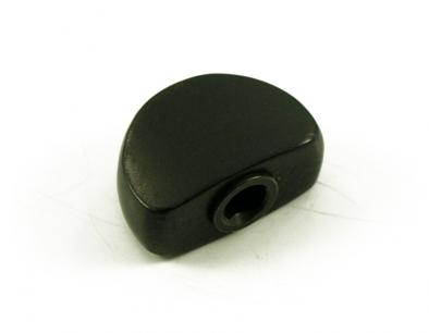 Grover® Mini Ebony Tuning Machine Button