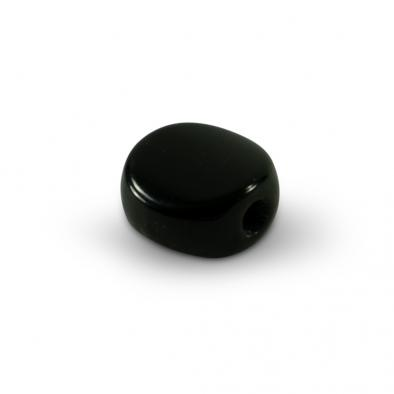 Grover® Black Tuning Machine Button