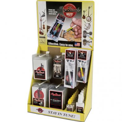 Big Bends® Profit Center Countertop Retail Display Kit