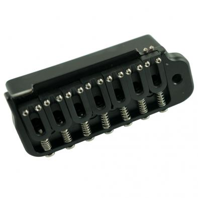 Hipshot® Contour 2-Point 7 String Tremolo Black