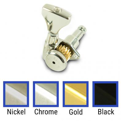 Hipshot Grip-Lock Open Guitar Tuning Machines