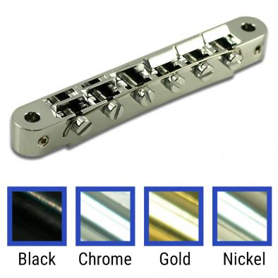 TonePros Replacement ABR-1 Tune-O-Matic Bridge