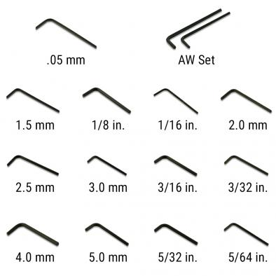 WD Allen Wrench