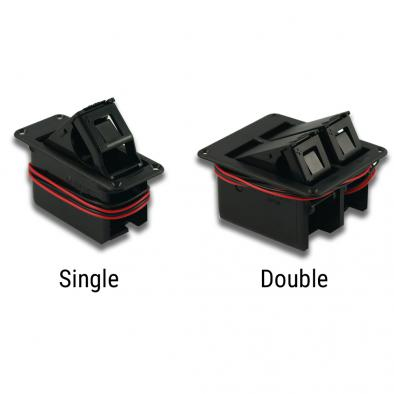 Gotoh® 9V Battery Box