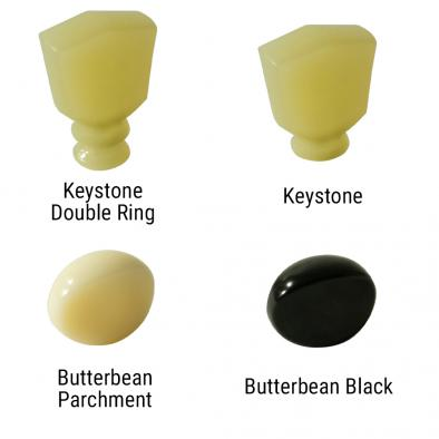 Kluson Replacement Buttons For Deluxe Or Supreme Series Tuning Machines