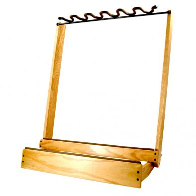 String Swing Side Loading Inline Instrument Rack