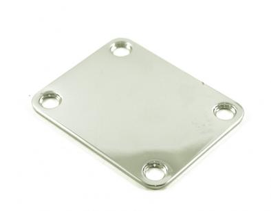 WD Metric Neck Plate Chrome