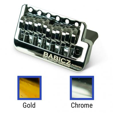 Babicz® Full Contact Hardware Stratocaster® Tremolo, Narrow, Original Series