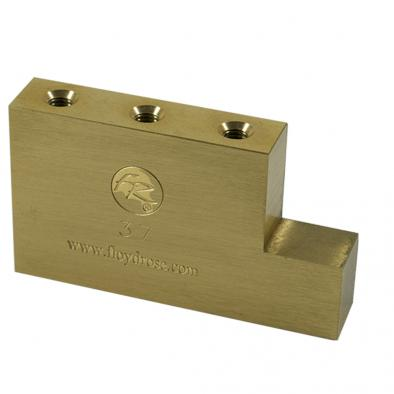 Floyd Rose® L Shaped Fat Brass Tremolo Block