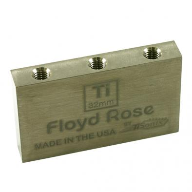 Floyd Rose Original Series Titanium Tremolo Block