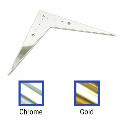 WD® Tailpiece For Gibson® Flying V® Style Guitars