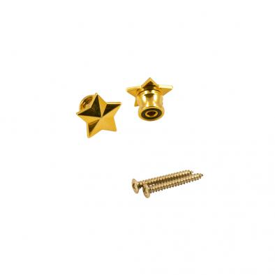 Grover Star Strap Button Set Of 2