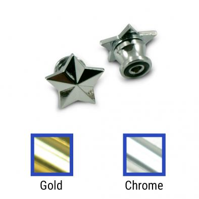 Grover® Star Strap Button Set Of 2