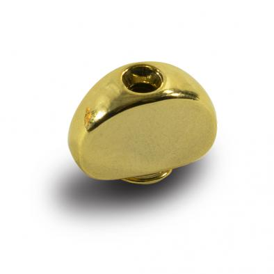 Grover Gold Tuning Machine Button
