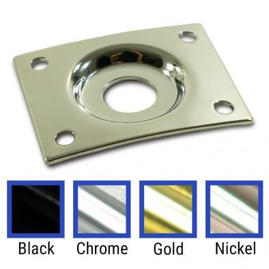 WD Rectangular Jack Plate