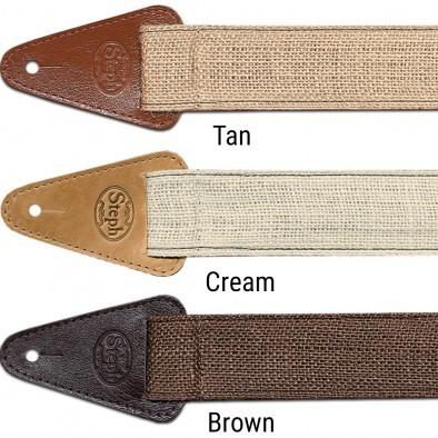 Steph® Burlap Handmade Strap