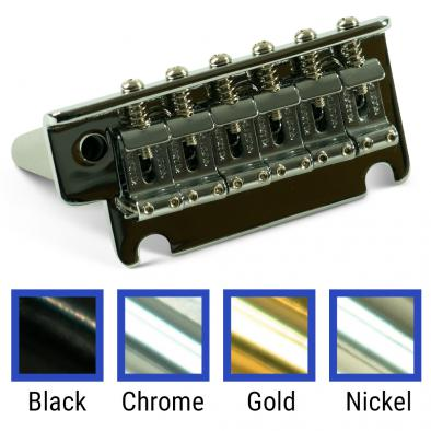 Kluson® 2 Post Steel Block Tremolo Bridge