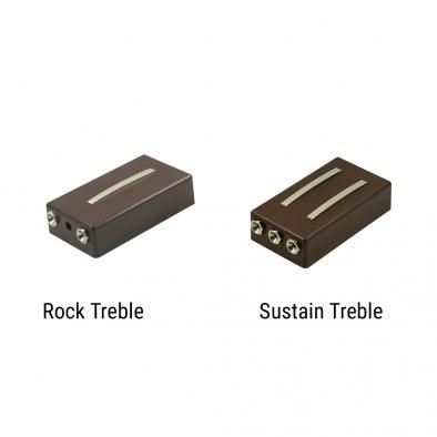 Kent Armstrong® Tribute Series Pickups For Ampeg® Dan Armstrong Plexi Guitar®