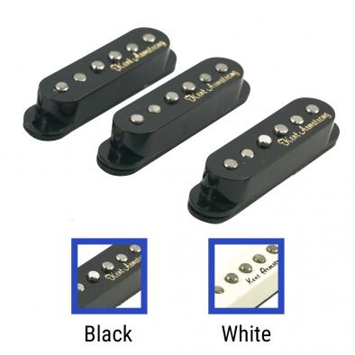 Kent Armstrong Handwound Series Trisonic Single Coil Pickup Set