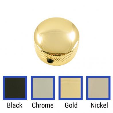 WD® Aluminum Dome Top Knob Large