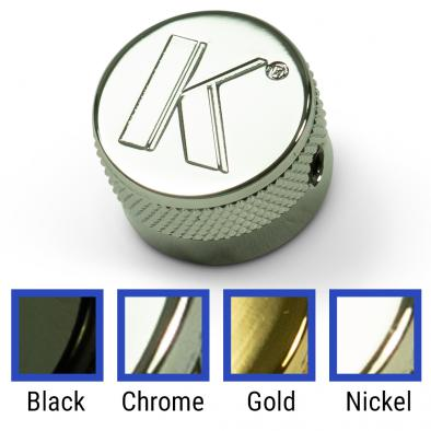 Kluson® Brass Speed Knob
