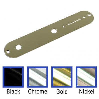 Kluson Replacement Control Plate for Vintage Or Contemporary Fender Telecaster