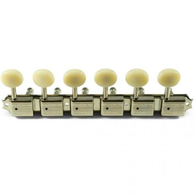 Kluson 6 On A Plate Supreme Series Tuning Machines
