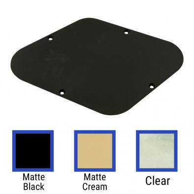 WD Replacement Backplate For Gibson Les Paul