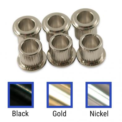 Kluson® Replacement Bushing Set For Deluxe Or Supreme Series Tuning Machines