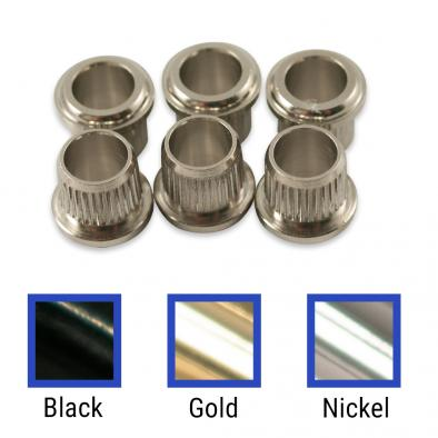 Kluson® Replacement Bushing Set For Deluxe Or Supreme Series Tuning Machines & Contemporary Gibson® Guitars