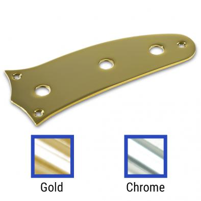 WD® Control Plate For Fender® Japan Mustang® Or JagStang®
