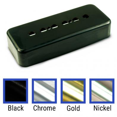 WD® Brass P-90 Pickup Cover