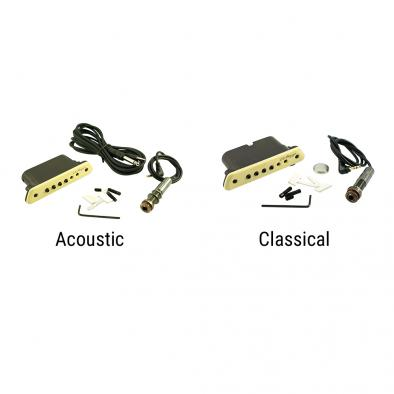 L.R. Baggs M1 Active Or Passive Soundhole Pickup For Acoustic Guitar