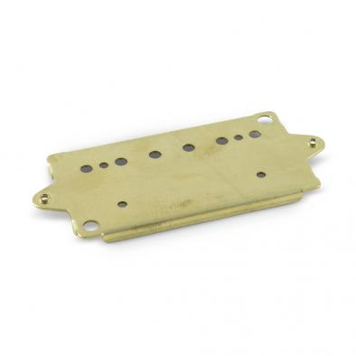 WD Humbucker Pickup Baseplate Nickel Silver 49.2mm, 50mm, or 52mm Spacing