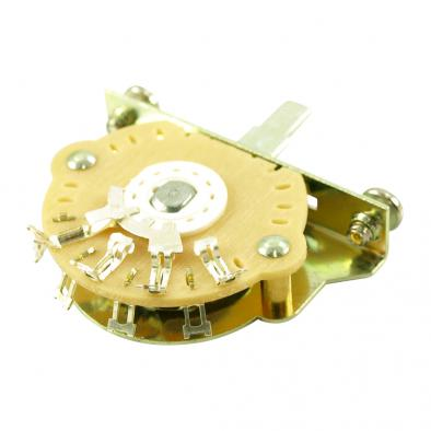 Electroswitch Oak Grigsby Standard Blade Switch 3, 4, 5, Or 6 Position