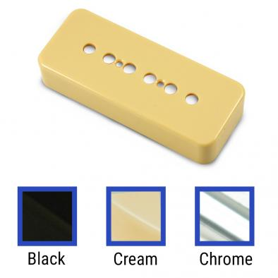"WD ""Soap Bar"" P-90 Pickup Cover"