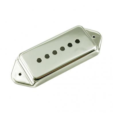 WD Replacement Brass Pickup Cover For Epiphone Casino Chrome