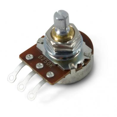 Bourns® Pro Audio PDA24 Long Life Potentiometer  ±15% Tolerance 250 kohm  -  1 Mohm
