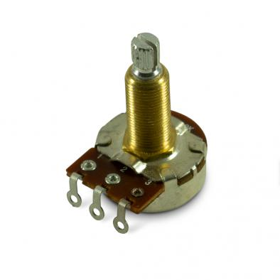 Bourns Pro Audio PDB24 Guitar Potentiometer  20% Tolerance - 500 kohm - Long Bushing