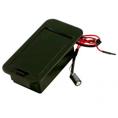 Graph Tech® Ghost Acousti-Phonic 9V Battery Box