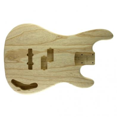 WD® Unfinished Replacement Body For Fender® P/J Bass®