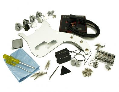 WD Parts Kit For Fender Precision Bass