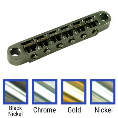 Graph Tech® ResoMax® NV1 6mm Tune-O-Matic Bridge