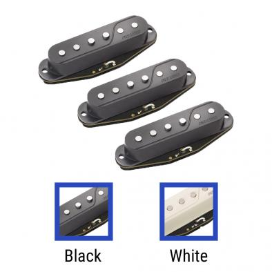 Fishman® Fluence Single Width Pickup Set For Fender® Stratocaster®