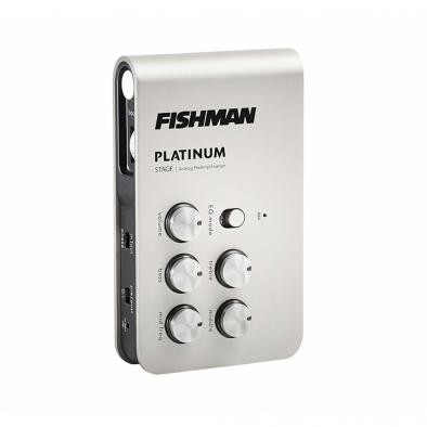 Fishman Platinum Stage EQ/DI Analog Preamp