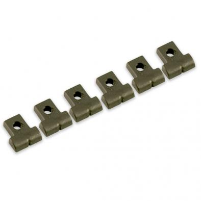 Graph Tech® StringSaver Original Saddle Set For TonePros® T3B Bridges